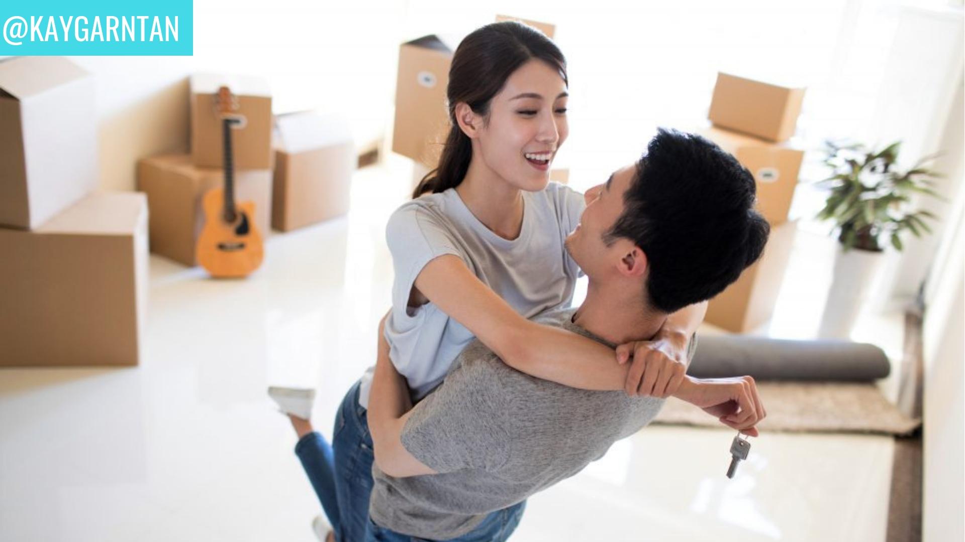 Couple Homebuyer